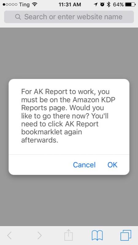 Kdp Reports