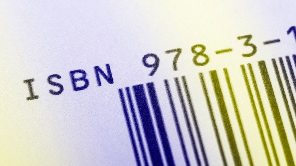 how to get isbn number