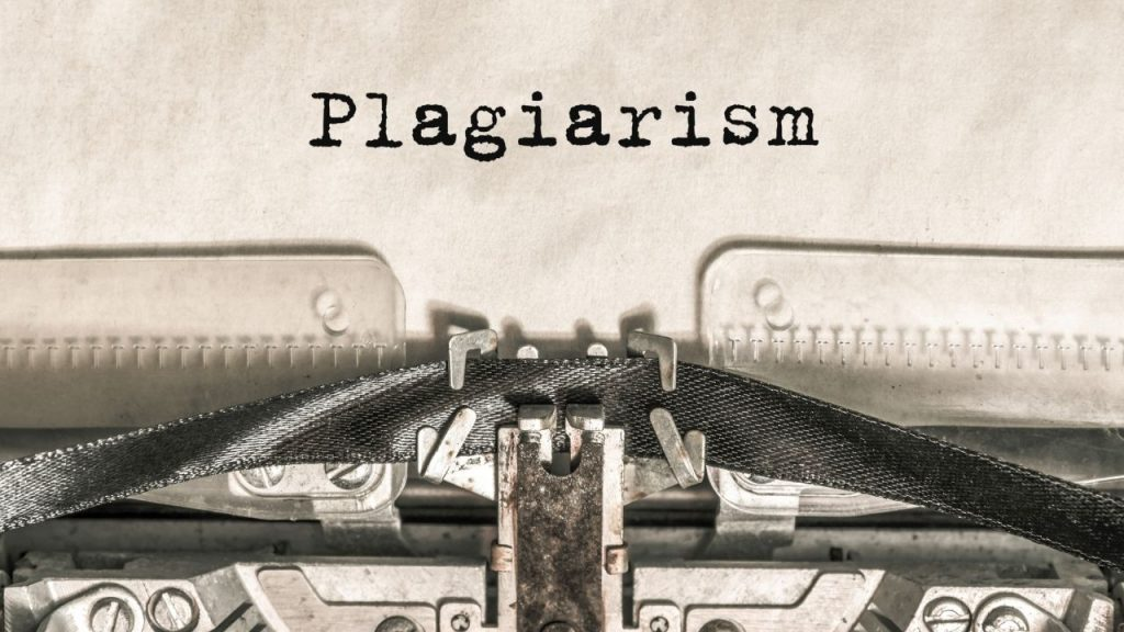 Protect your book from plagiarism