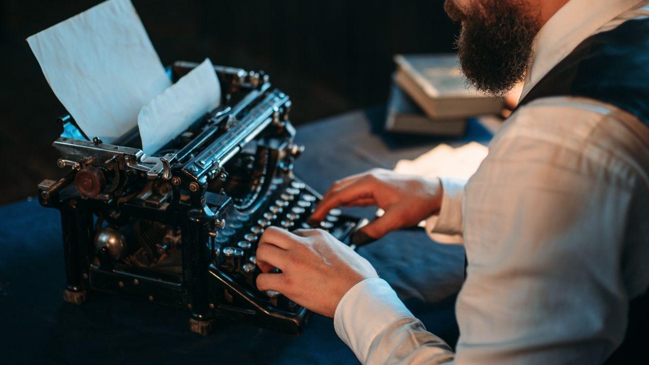 become a fiction self published author